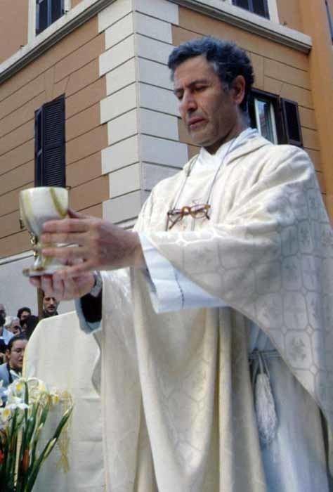 Andrea Santoro Don Andrea Santoro missionary priest Dolfi