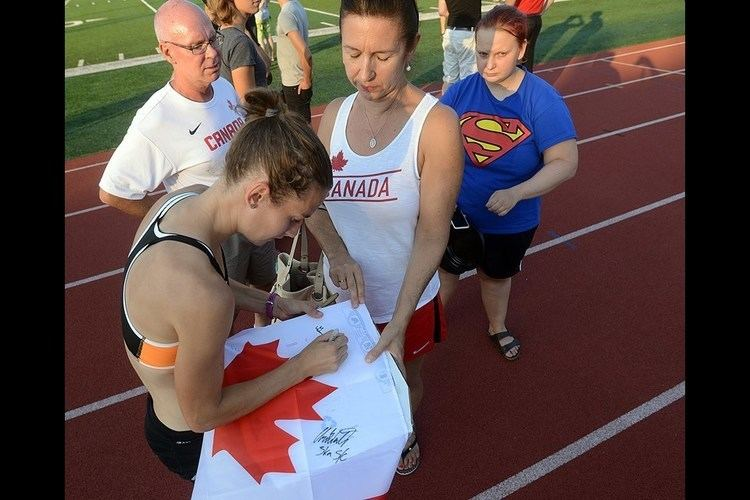 Andrea Seccafien Guelph39s Andrea Seccafien ready for her Olympic moment 13 photos