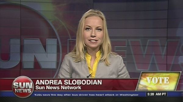 Andrea Slobodian An openminded review of Sun News Network Fagstein