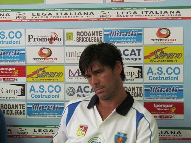 Andrea Sottil Serie D Andrea Sottil nuovo allenatore del Siracusa