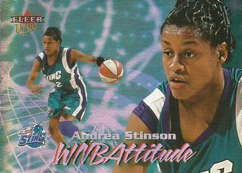 Andrea Stinson Andrea Stinson Gallery The Trading Card Database