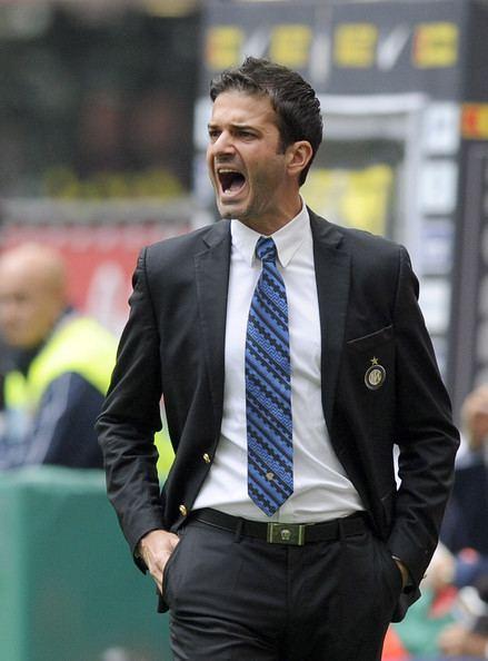 Andrea Stramaccioni Andrea Stramaccioni Pictures FC Internazionale Milano v