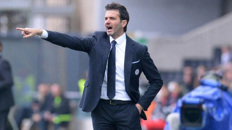 Andrea Stramaccioni Andrea Stramaccioni to leave Udinese after just one season