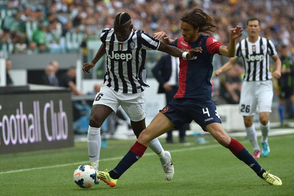 Andrea Tabanelli Andrea Tabanelli and Paul Pogba Photos Juventus v