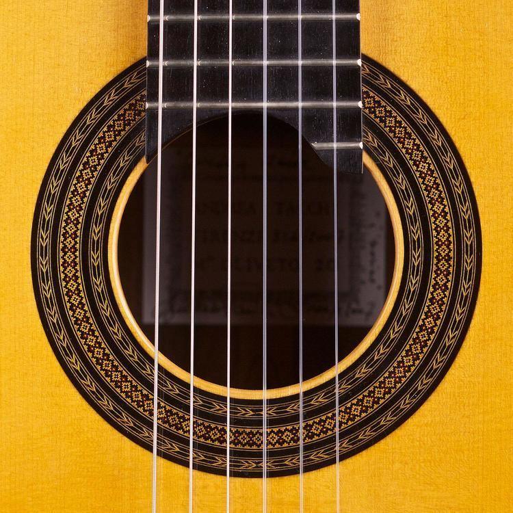 Andrea Tacchi Classical Guitars 2007 Andrea Tacchi quotCocleaquot SPCSAR