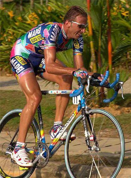 Andrea Tafi (cyclist) Andrea Tafi Cycling Passion