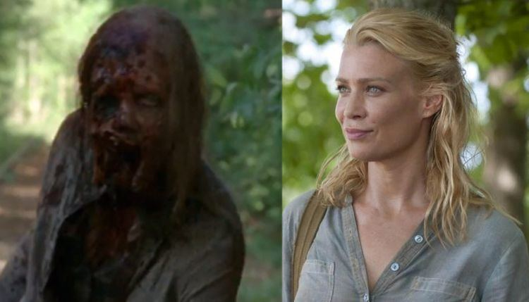 Andrea (The Walking Dead) Was That Walker Andrea In The Walking Dead Season 5 Premiere