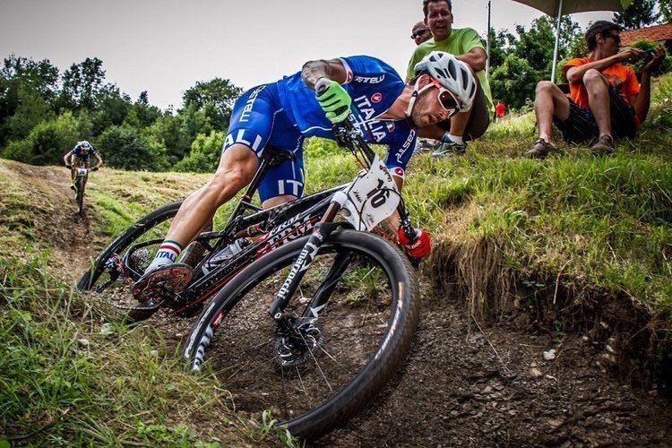 Andrea Tiberi Vuelta completa al circuito de Ro 2016 con Andrea Tiberi Brjula Bike