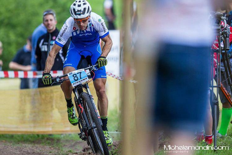 Andrea Tiberi FRM Team XC 5 domande dirette ad Andrea Tiberi sul 2014