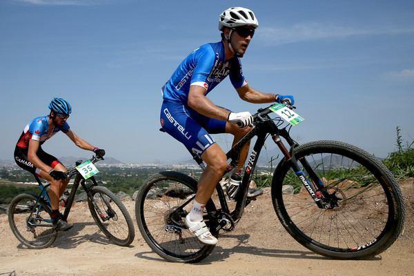 Andrea Tiberi Andrea Tiberi Pictures International Mountain Bike Challenge