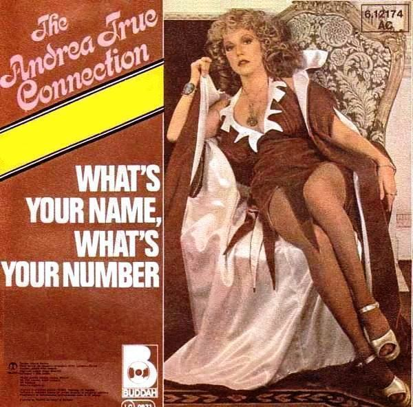 Andrea True ChartArchive Andrea True Connection What39s Your Name