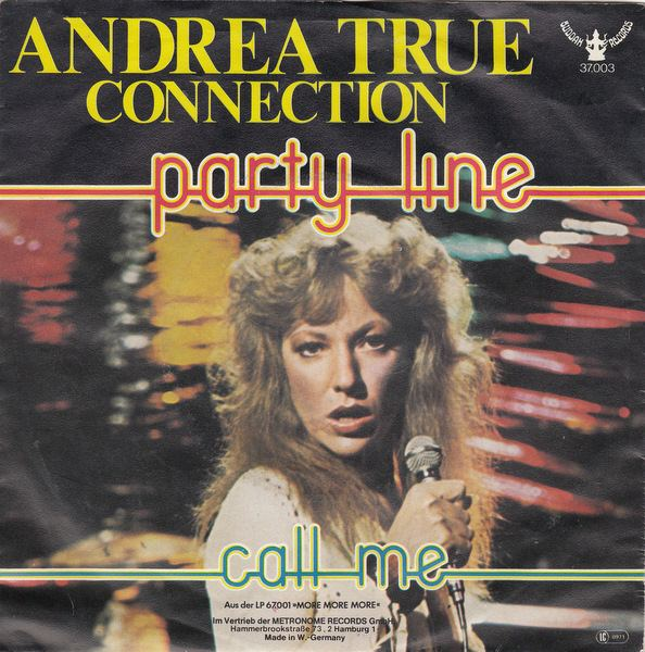 Andrea True The Andrea True Connection Records LPs Vinyl and CDs