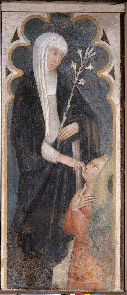 Andrea Vanni Viae Siena Santa Caterina