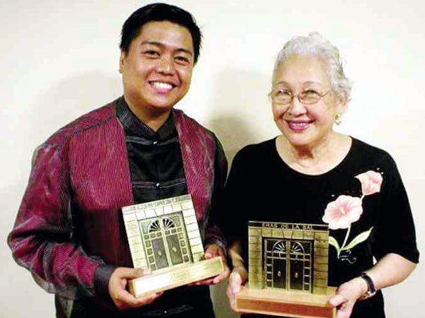 Andrea Veneracion National Artist for Music Andrea Veneracion 85 Inquirer