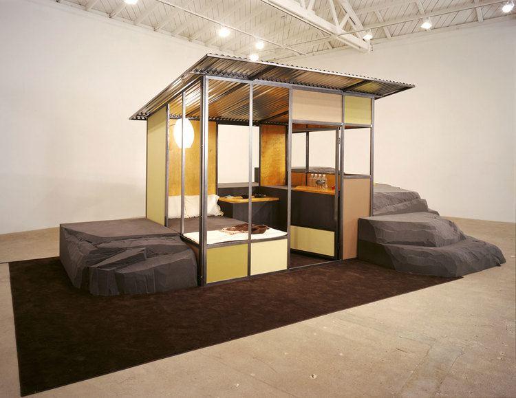 Andrea Zittel Efficiency Expert Andrea Zittel Talks About Her Art Of
