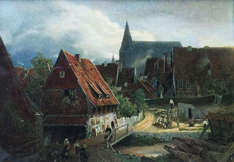 Andreas Achenbach History Villa Achenbach