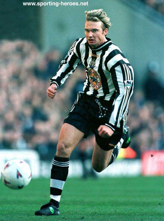 Andreas Andersson Andreas ANDERSSON Premiership Appearances Newcastle