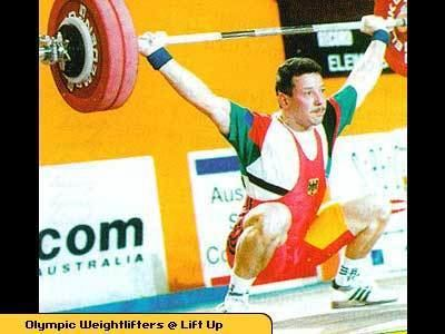 Andreas Behm Andreas Behm Top Olympic Lifters of the 20th Century Lift Up