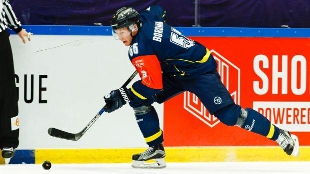 Andreas Borgman Leafs sign Borgman Rosen to twoyear ELCs Article TSN