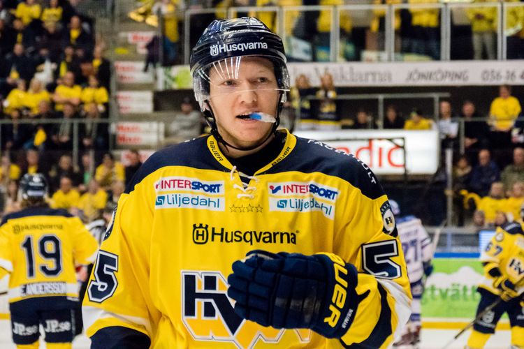 Andreas Borgman Prized Swedish Defender Signs In The NHL But Where