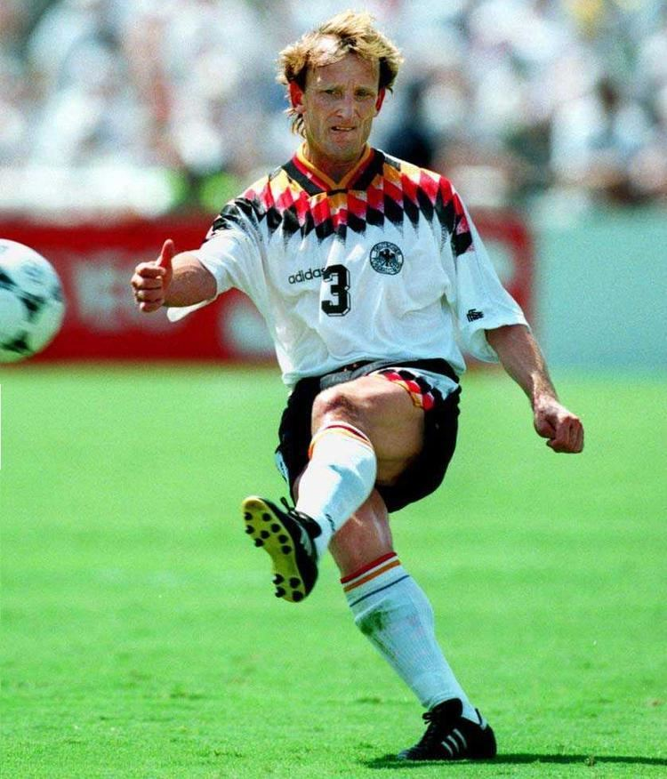 Andreas Brehme My Football Facts amp Stats Legendary Football Players