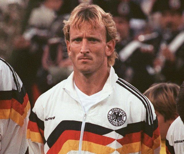 Andreas Brehme Andreas Brehme Just Another Fan
