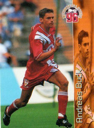 Andreas Buck VfB STUTTGART Andreas Buck 71 1996 PANINI Bundesliga 96 Football