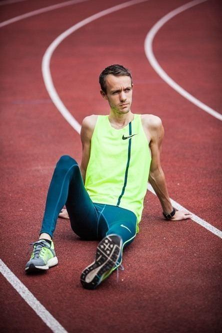 Andreas Bueno Interview med Andreas Bueno Dansk deltager til EM i 1500m
