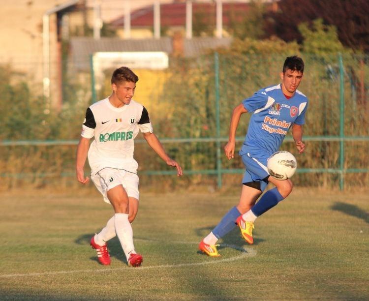 Andreas Calcan Calcan viseaz s prind un contract la Steaua Citynews Cluj