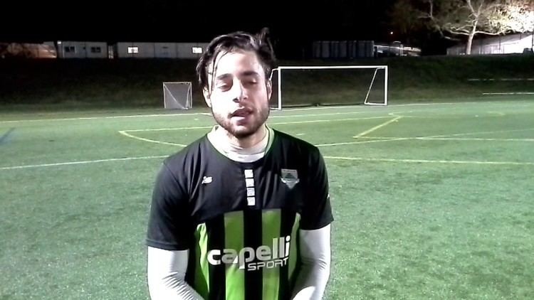 Andreas Chronis CSL Cedar Academys Andreas Chronis interview after scoring two