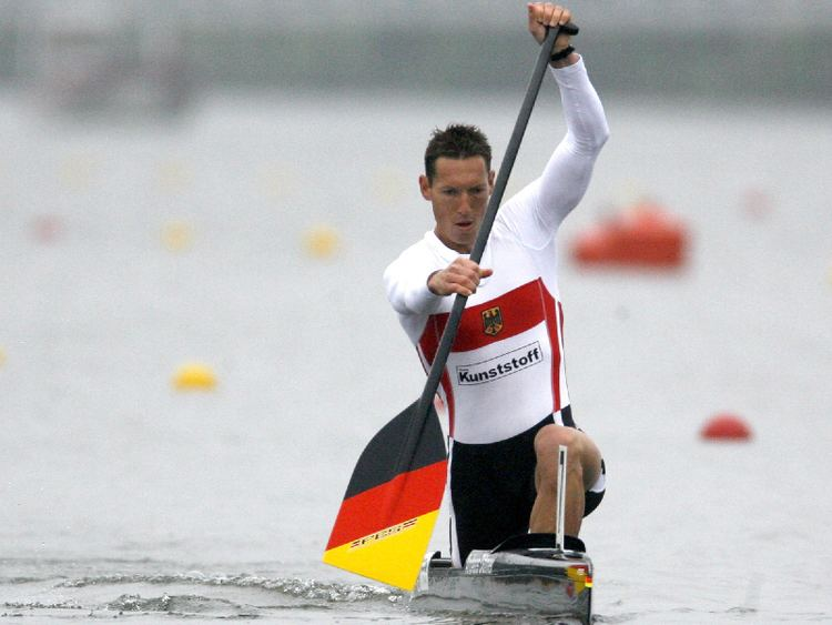 Andreas Dittmer Kanu Andreas Dittmer lst OlympiaTicket Sport