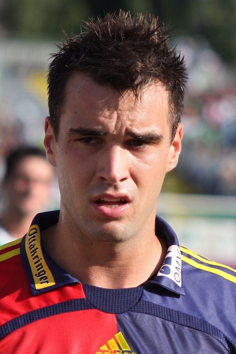 Andreas Dober FileAndreas Dober SK Rapid Wien 3jpg Wikimedia Commons