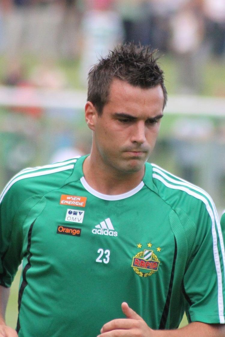 Andreas Dober FileAndreas Dober SK Rapid Wien 1jpg Wikimedia Commons