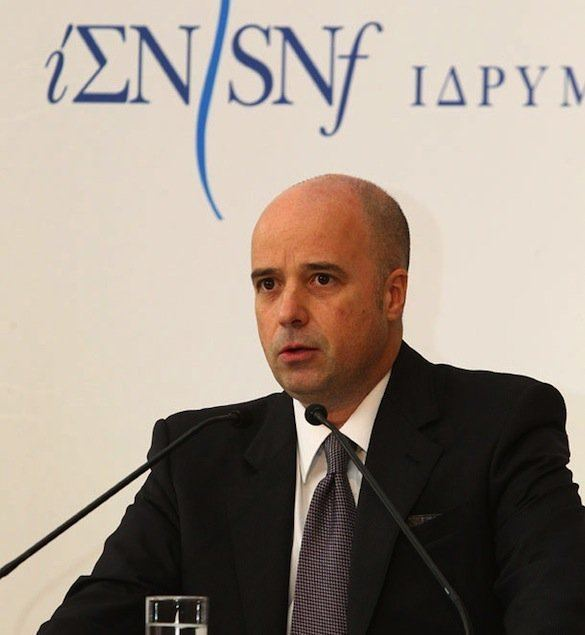 Andreas Dracopoulos Stavros Niarchos Foundation Donates 1 million to York U Canada