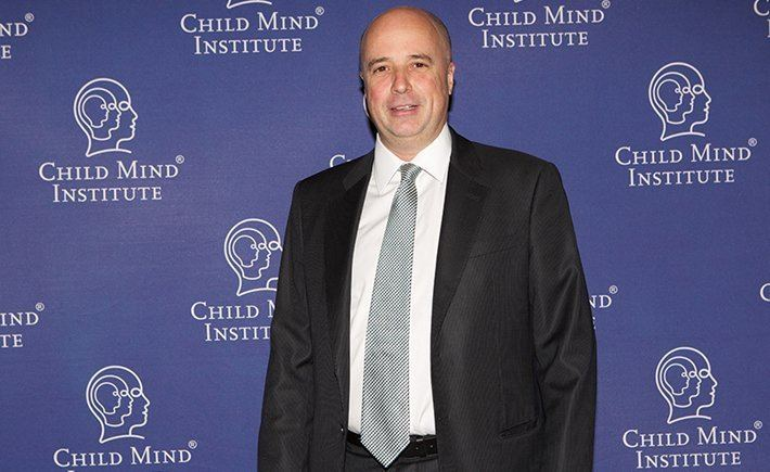 Andreas Dracopoulos The Child Mind Institute is honoring Andreas Dracopoulos at Annual