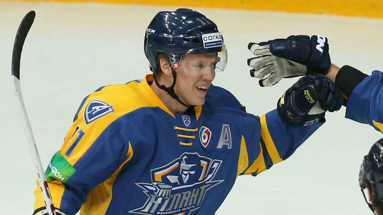 Andreas Engqvist Andreas Engqvist placeras i nygammal KHLklubb Hockeysverige
