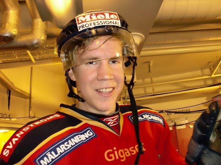 Andreas Engqvist Hockey med Marie Hallman Andreas Engqvist quot Det knns