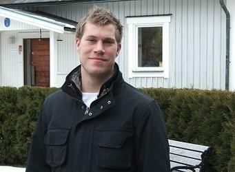 Andreas Falk Andreas Falk i HV71 Frmiddag i P4 Jnkping Sveriges
