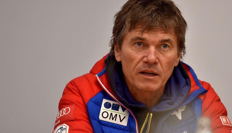 Andreas Felder DamenTrainer Felder kritisiert sterreichs Sprungrichter