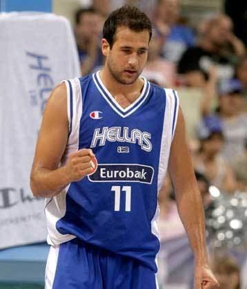 Andreas Glyniadakis The Hoop August 2008