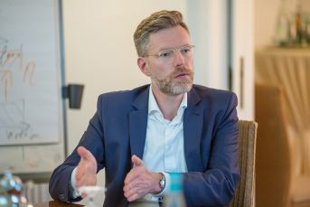 Andreas Hackethal Interview mit Prof Dr Andreas Hackethal Aufsichtsratsvorsitzender