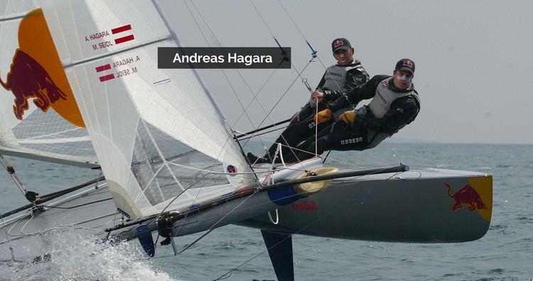 Andreas Hagara Andreas Hagara SegelWeltmeister sportoesterreichat