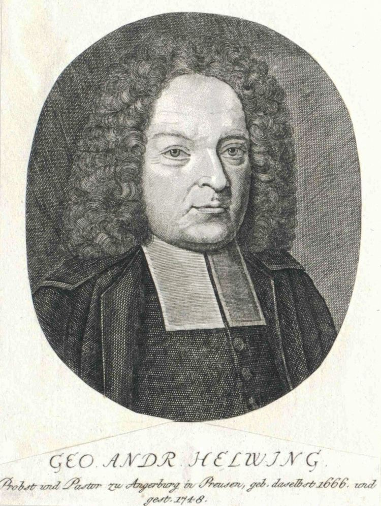 Andreas Helwig Georg Andreas Helwig Wikiwand
