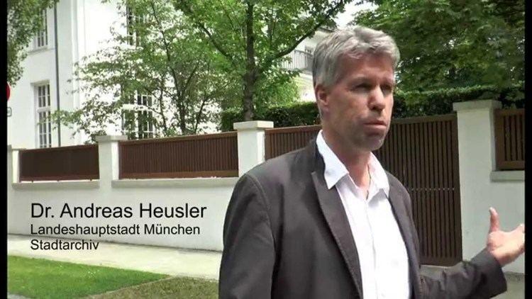 Andreas Heusler Dr Andreas Heusler ber die App GEHDENKEN YouTube
