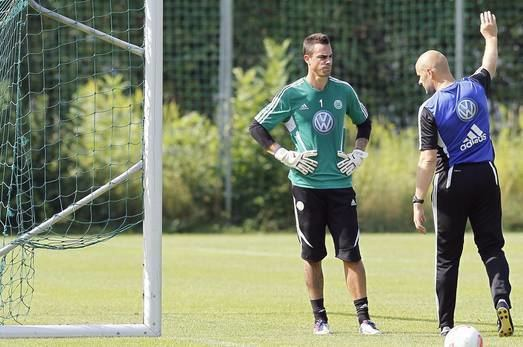 Andreas Hilfiker Andreas Hilfiker hat im Land der Goalies sein Glck