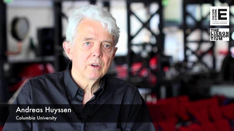 Andreas Huyssen Andreas Huyssen Interview YouTube
