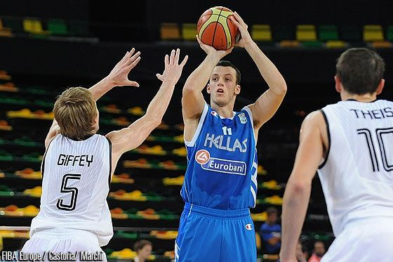 Andreas Kanonidis Andreas Kanonidis U20 European Championship Men 2011 FIBA Europe