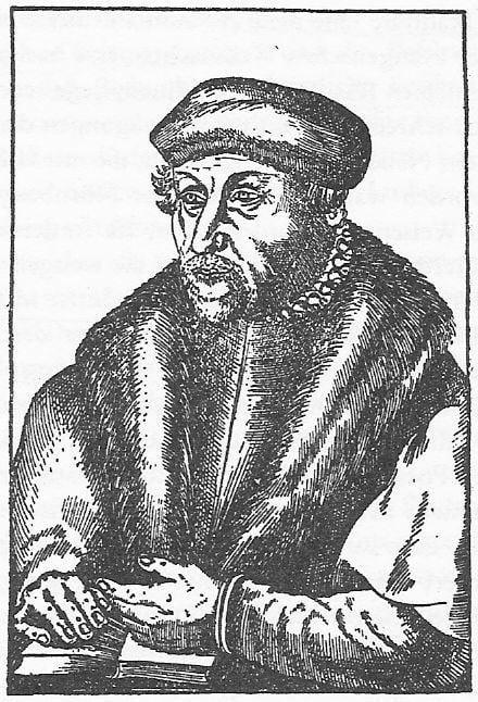 Andreas Karlstadt Andreas Bodenstein Wikipedia