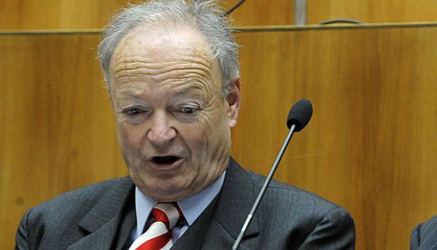 Andreas Khol Andreas Khol Kritik an Invalidittspension NEWSAT