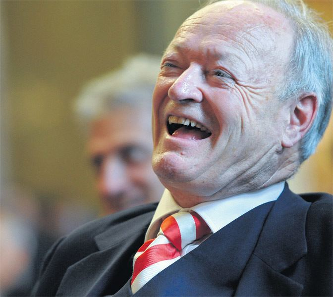 Andreas Khol Ein politischer Gentlemen Andreas Khol Neues und mehr